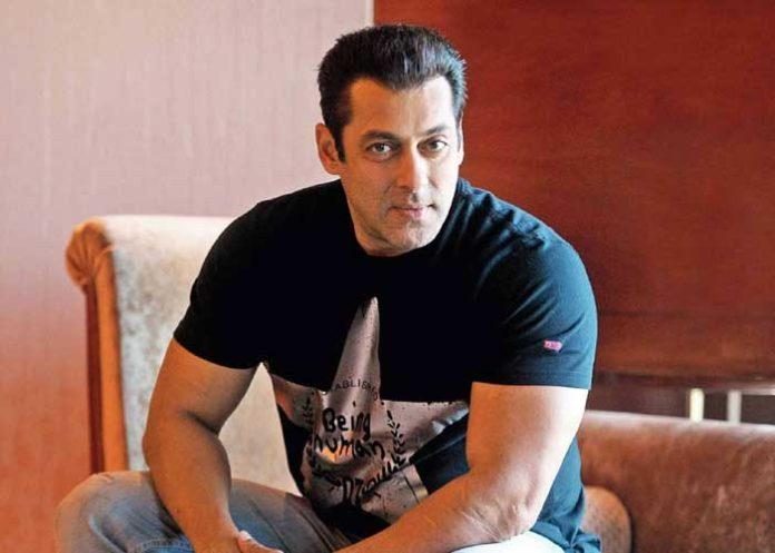 Salman Khan files