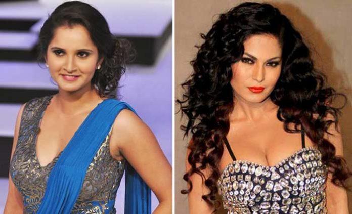 Sania Mirza Veena Malik