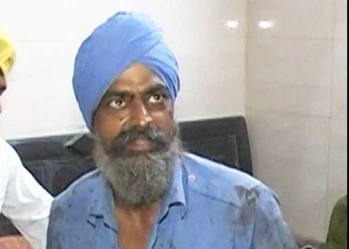 Sarabjeet Singh tempo driver