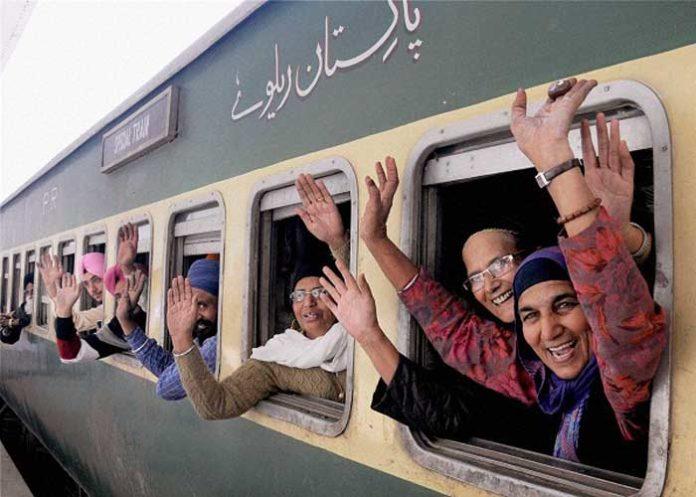 Sikh Jatha to Pakistan