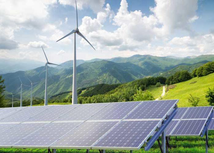 Solar and Wind Power Energy
