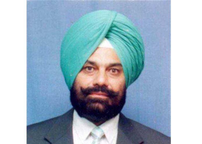 Sukhbinder Singh Sarkaria