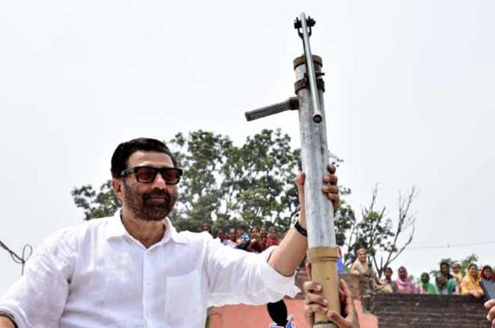 Sunny Deol elections road show 2019