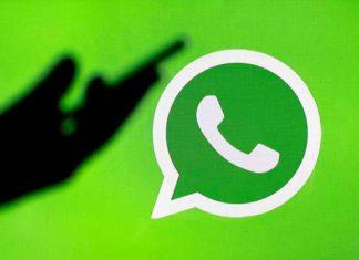 WhatsApp Phone Shadow