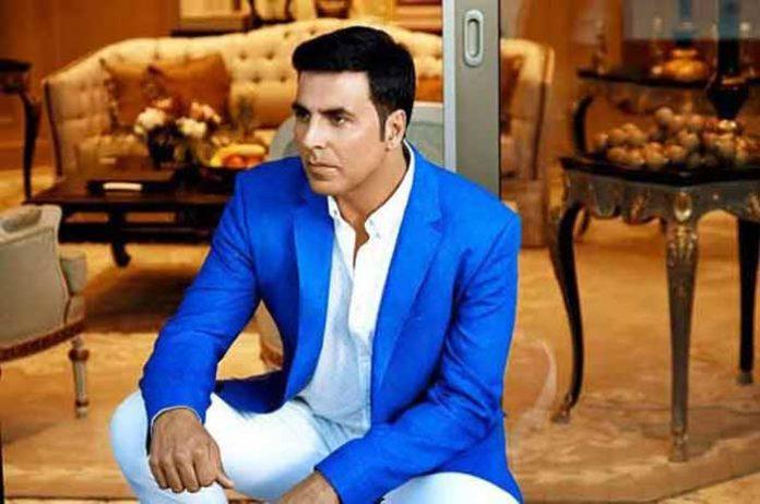 Akshay Kumar Blue