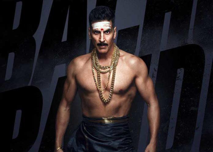Akshay as Bachchan Pandey