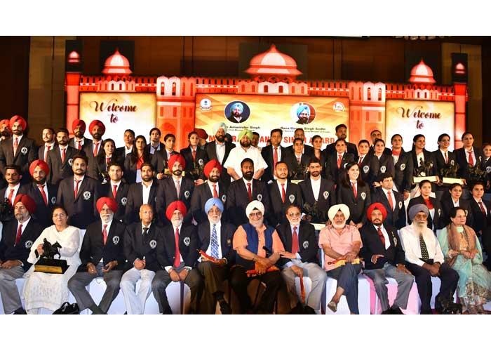 Amarinder Maharaja Ranjit Singh Award 2019 2