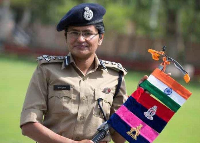 Aparna Kumar ITBP