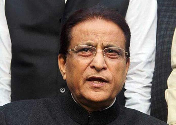 Azam Khan SP