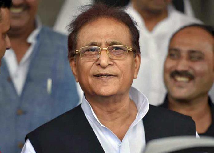 Azam Khan seek