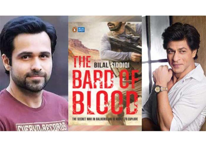 Bard of Blood Emraan Hashmi Shahrukh Khan