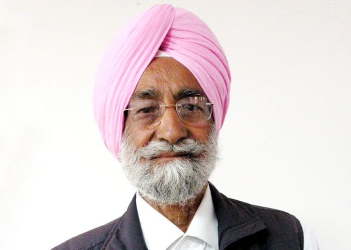 Bhupinder Singh Mann