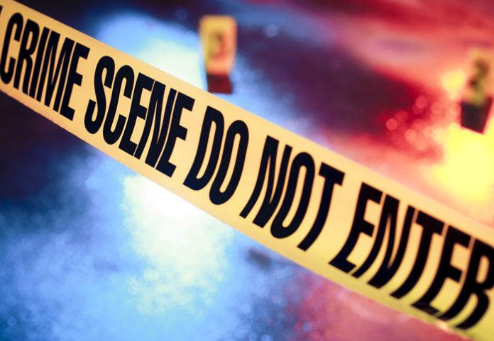 Crime Scene Do not enter logo