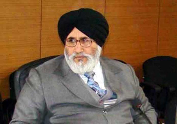 Daljt Singh Cheema SAD