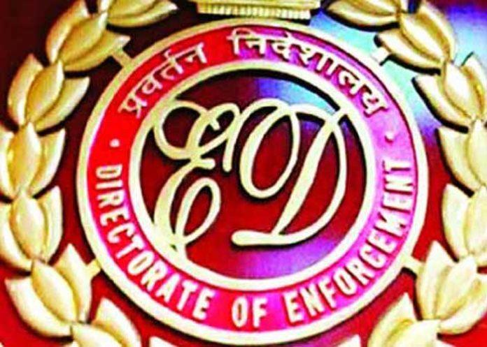 Directorate of Enforcement logo