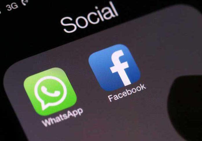 Facebook Whatsapp Logo
