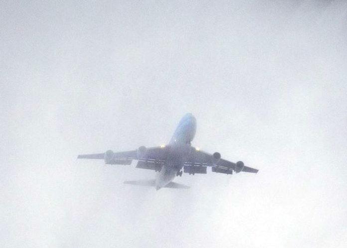 Flights at Mumbai Airport