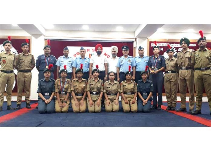 Gurmeet Kulwant Singh NCC Cadets Jalandhar