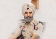 Gurmit Singh DCP