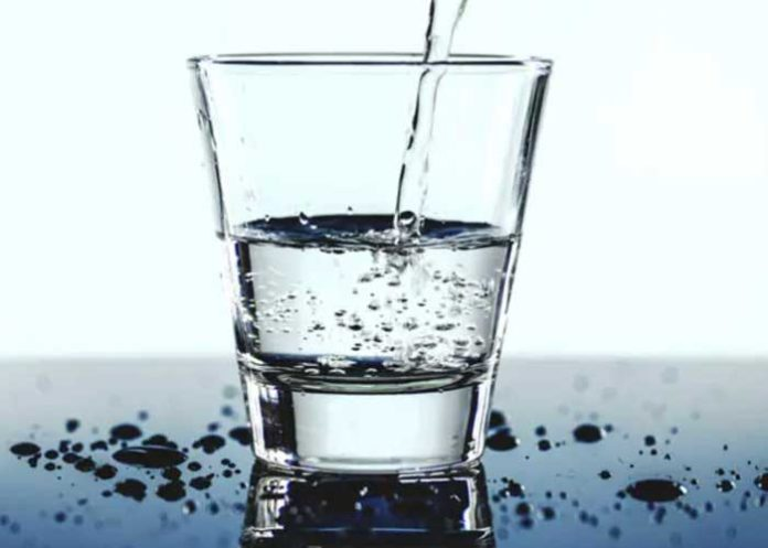 Half Glass Water