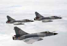 IAF Mirage 2000 Jets