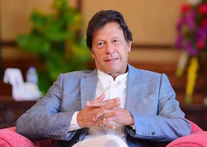 Imran Khan surprised