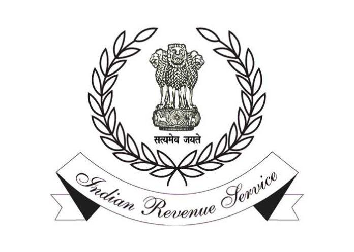 Indian Revenue Service Logo