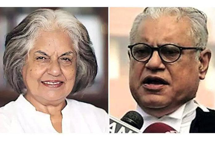 Indira Jaising Anand Grover