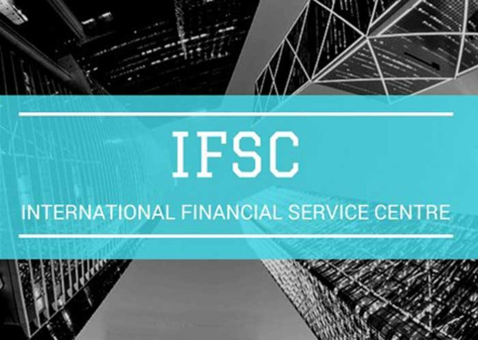 Int Financial Services Centre IFSC