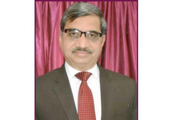 Justice Rangnath Pandey