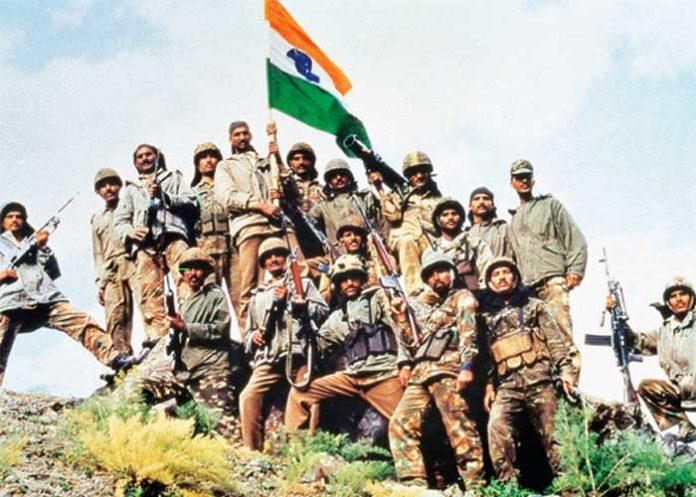 Kargil war victory