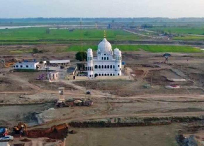 Kartarpur Sahib Construction Pakistan