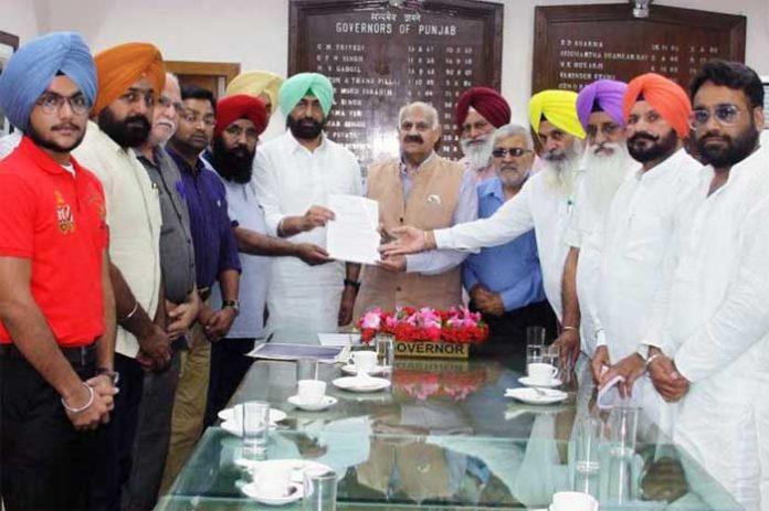 Khaira Dr Gandhi Delegation Meet Badnore