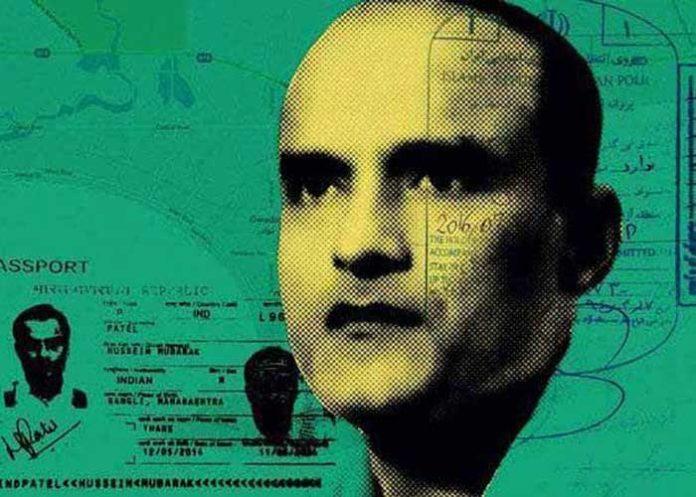 Kulbhushan Jadhav stays