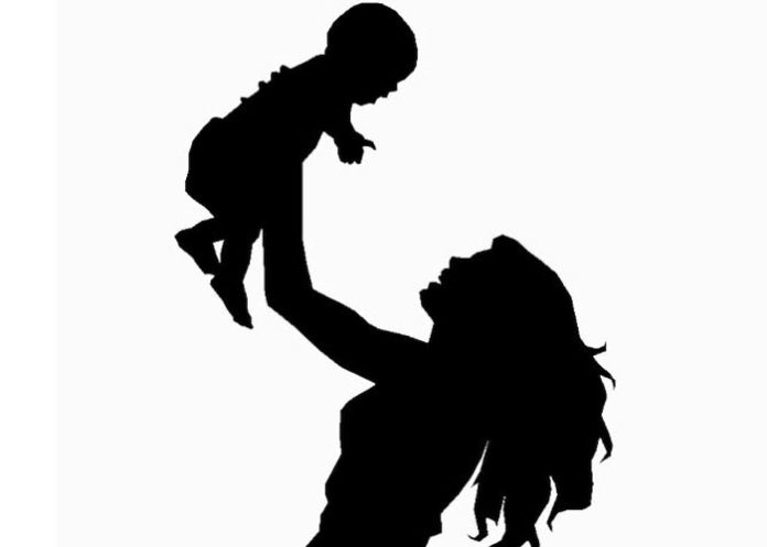 Mother baby Shadow