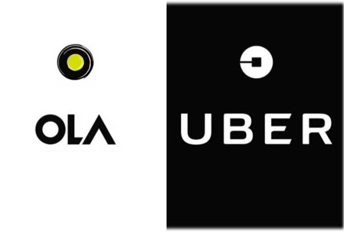 Ola Uber Logo