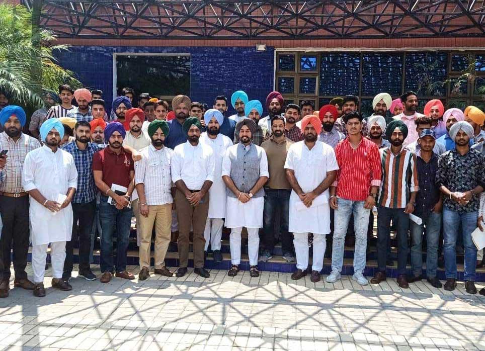 Parminder Singh Brar SOI Members