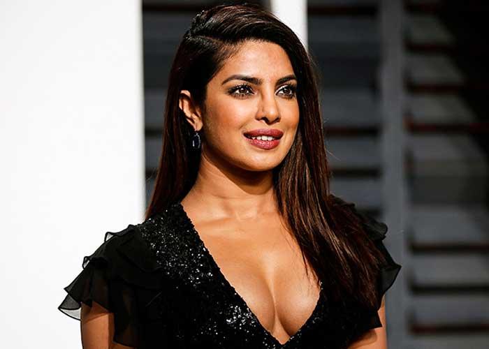 Priyanka Chopra Black