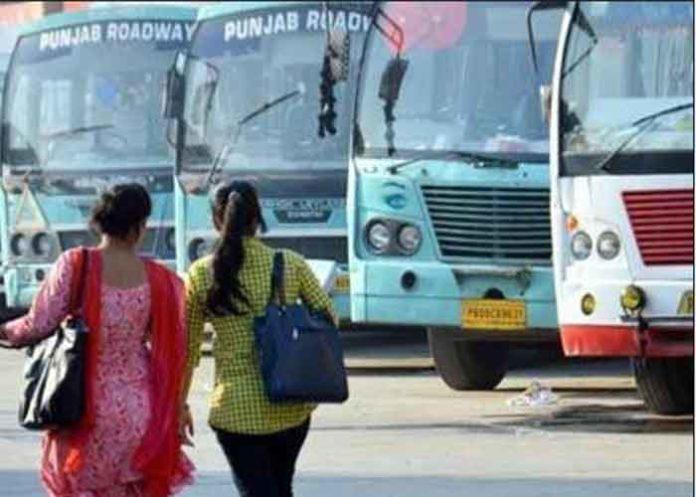 Punjab Bus