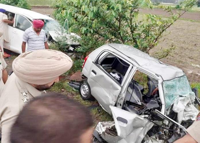 Punjab Road accident 1
