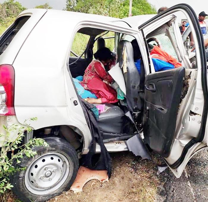 Punjab Road accident 2