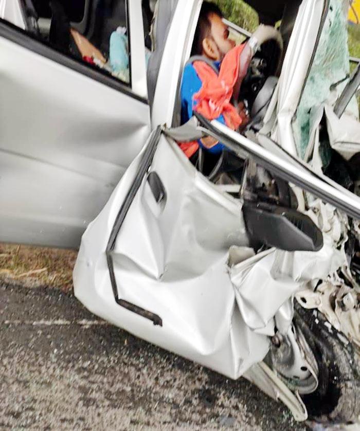 Punjab Road accident 3