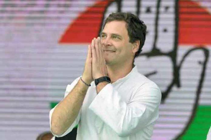Rahul Gandhi Joint Hand