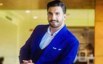 Ranveer Singh Blue