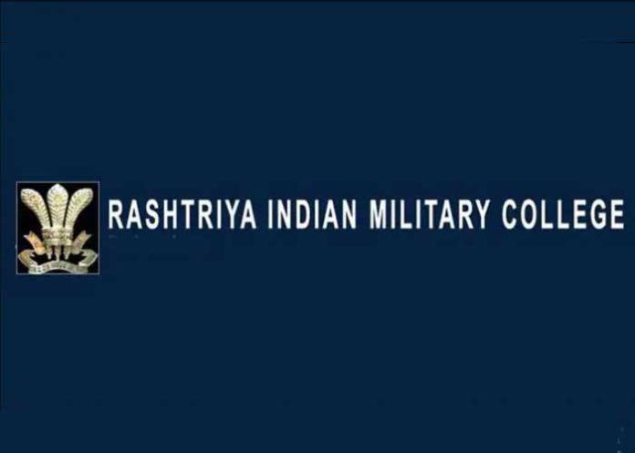 Rashtriya Indian Military College RIMC