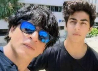 SRK Aryan Khan