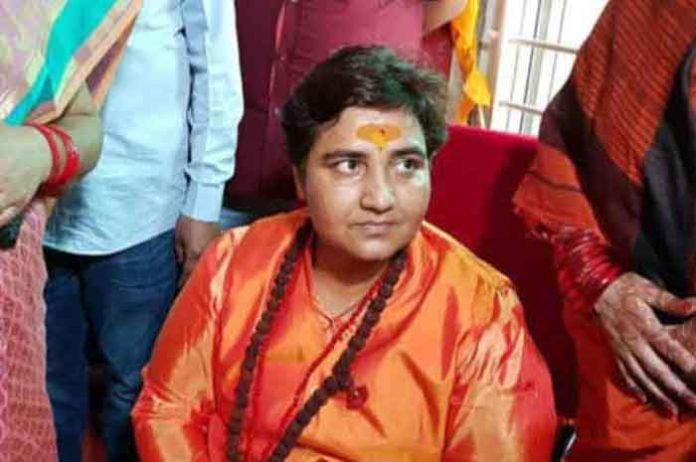 Sadhvi Pragya Apologise
