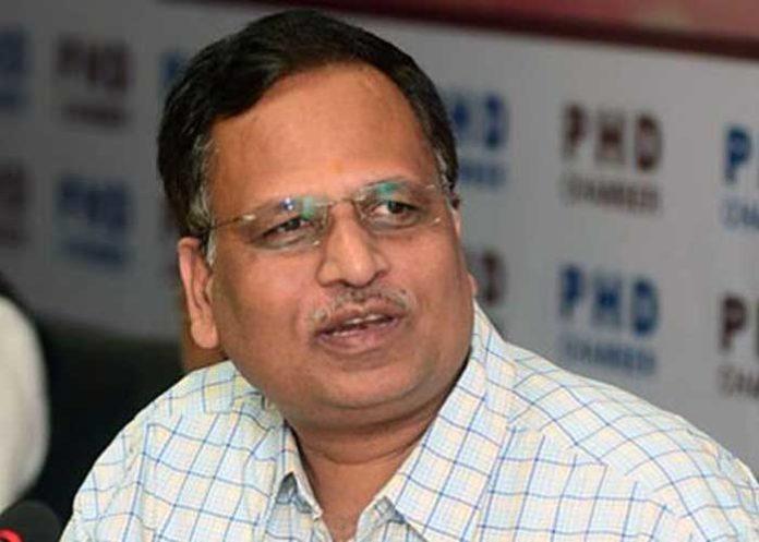Satyendra Jain AAP