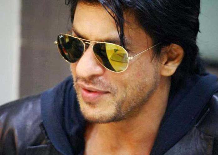 Shah Rukh Khan Closeup