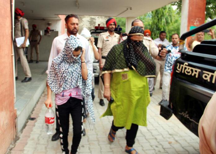 Shiv Sena Member arreste 1 Jalandhar